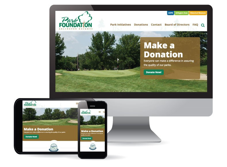 Welcome to the Park Foundation's New Website